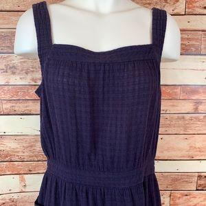 Universal Thread~ 100% Cotton Navy Blue Dress